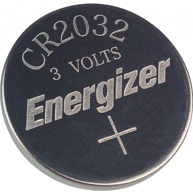 Lithiová baterie CR2032 - Lithiová baterie CR 2032