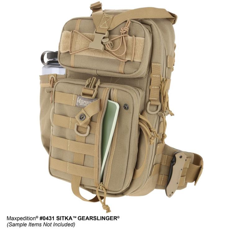 Batoh Sitka Gearslinger, 10 L, Maxpedition
