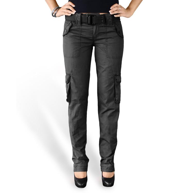 Dámské kalhoty Premium Slimmy, Surplus