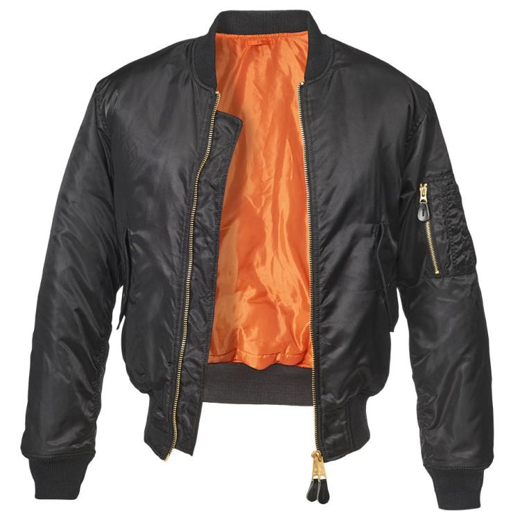 Pánská zimní bunda MA1, Brandit
