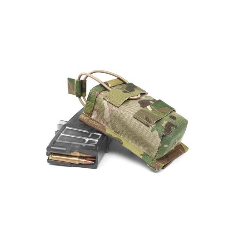 Jednoduchá otevřená zásobníková sumka, Warrior