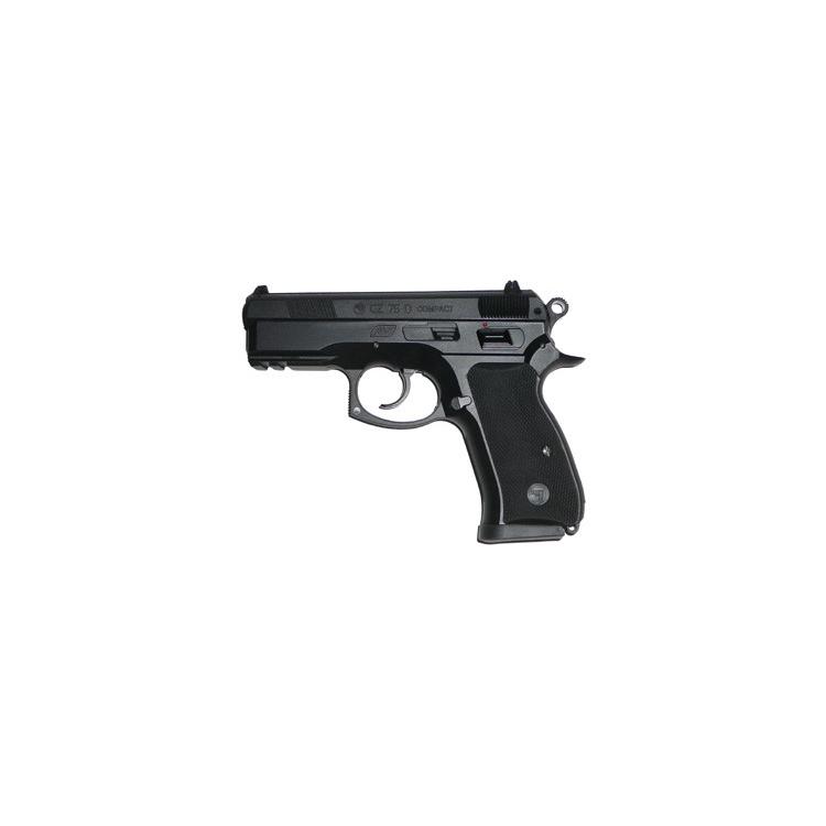 Airsoftová pistole CZ 75D, manuální