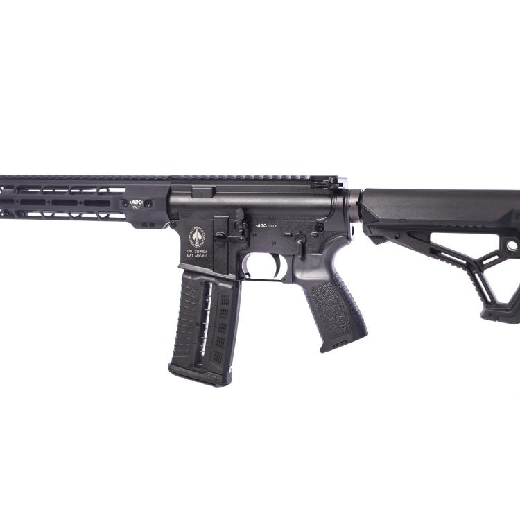ADC puška samonabíjecí model M5 Plus, ráže .223 Rem