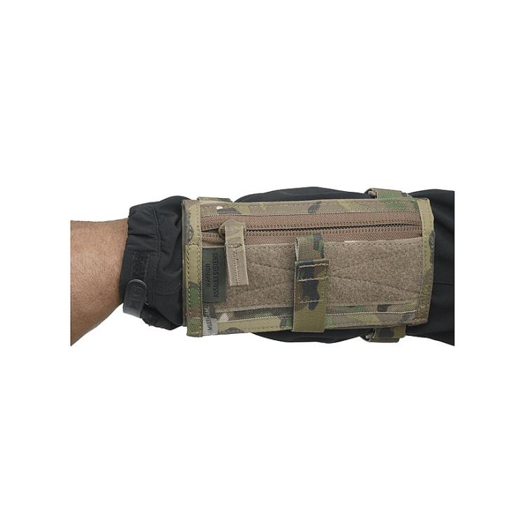 Taktické pouzdro na zápěstí, Warrior - Taktické pouzdro na zápěstí, Warrior