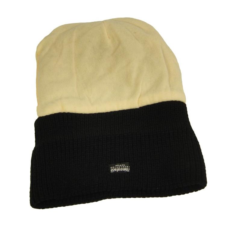 Pletená zimní čepice Thinsulate, černá, Mil-Tec - Čepice zimní pletená, Thinsulate, černá, Mil-Tec