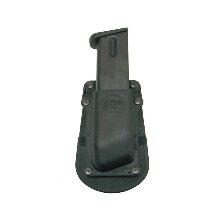 Pouzdro na dvouřadý zásobník do pistole ráže 9 mm, pádlo, Fobus