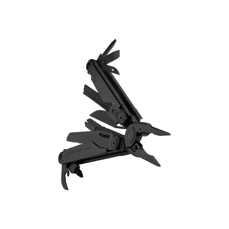 Multifunkční kleště Leatherman Surge, černé - Multifunkční kleště Leatherman Surge, černé
