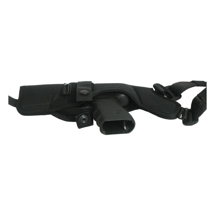 Pouzdro pro pistole velikosti Glock 19, podpažní KZ, Dasta 635-KZ