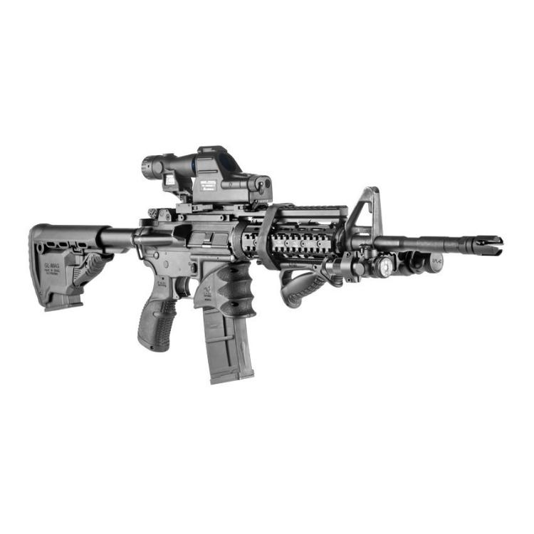Kryt držáku zásobníku MWG pro M4, Fab Defense