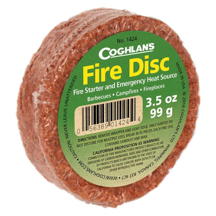 """Podpalovač """"Fire Disc"""", Coghlan's"""