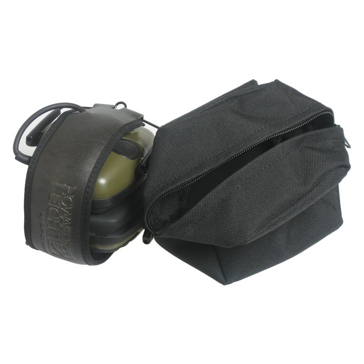 Opaskové pouzdro na střelecká sluchátka, malé, Dasta 624