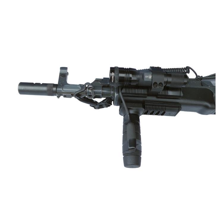 Montáž pro taktickou svítilnu Helios a Barracuda ESP - Montáž pro taktickou svítilnu Helios a Barracuda ESP