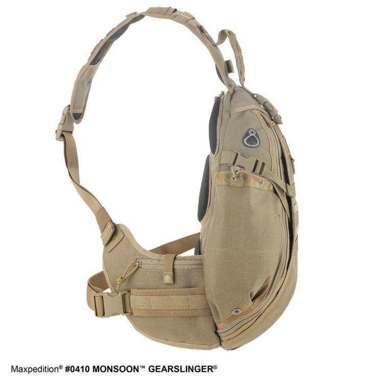 Batoh přes rameno Monsoon Gearslinger, 16 L, Maxpedition