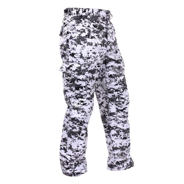 Maskovací kalhoty BDU, City Digital Camo, Rothco