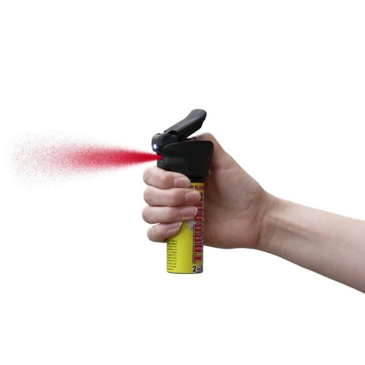 Pepřový sprej Tornado Police, střela, ESP - Pepřový sprej Tornado Police, střela, ESP