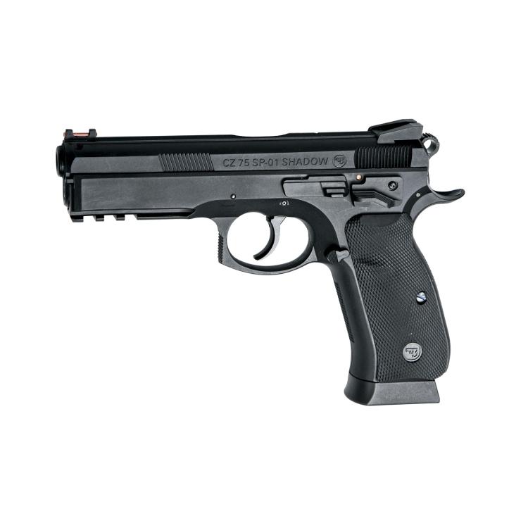 Airsoftová pistole CZ SP-01 Shadow, manuální