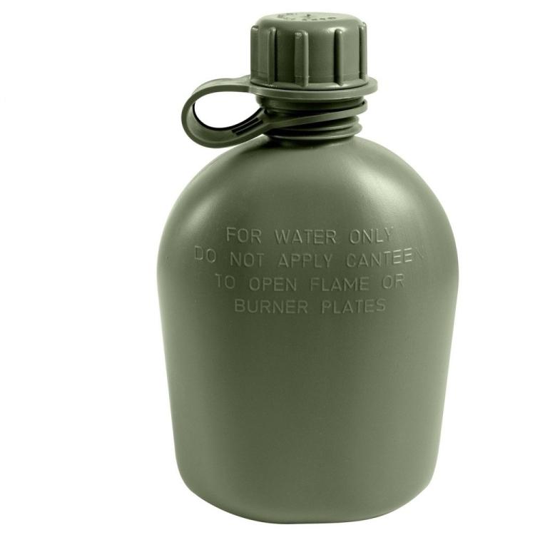 Polní láhev Genuine G.I. Army, 1 L, olivová, Rothco