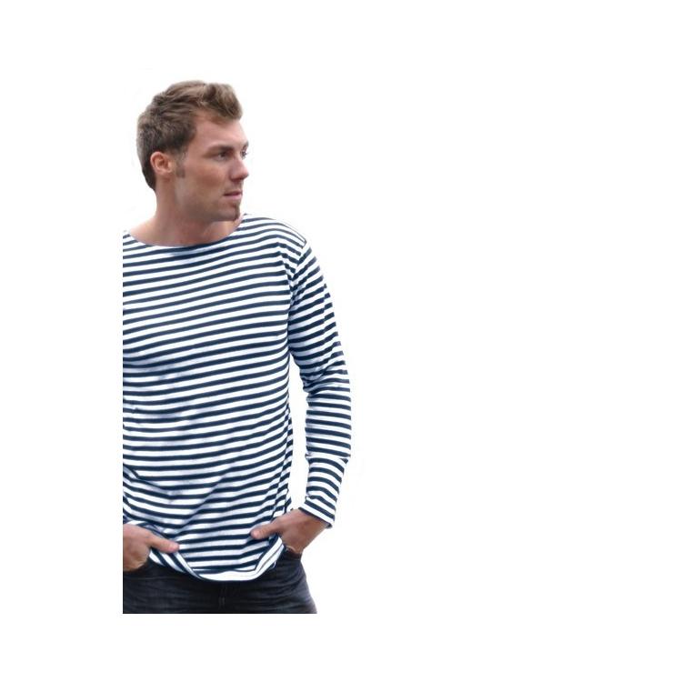 Ruské námořnické tričko originál, dl. Rukáv