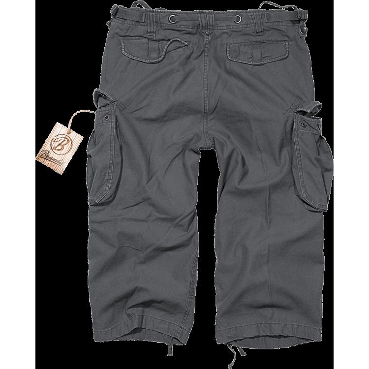 Tříčtvrteční kalhoty Industry Vintage, Brandit - Tříčtvrteční kalhoty Brandit Industry Vintage