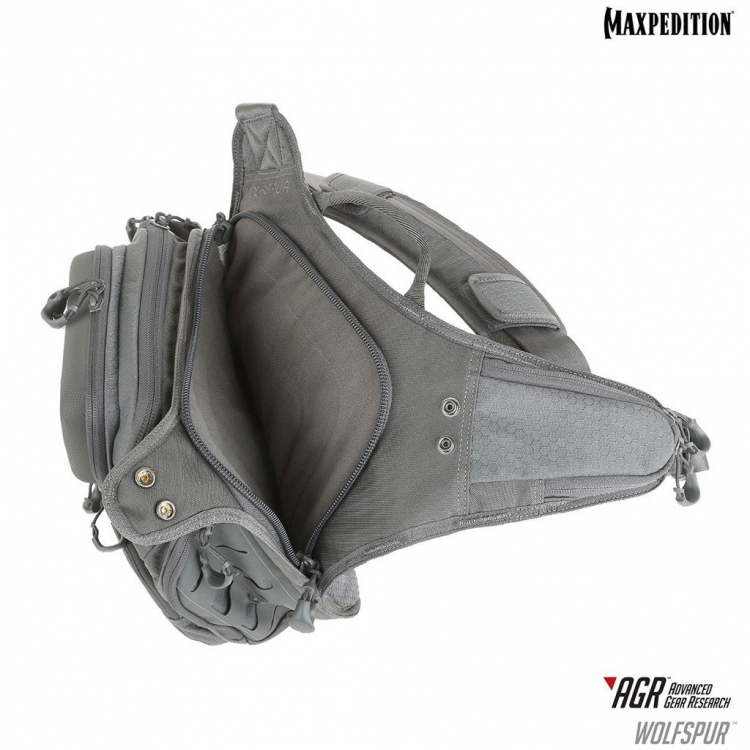 Taška přes rameno AGR™ WOLFSPUR, Maxpedition - Taška přes rameno Maxpedition AGR™ WOLFSPUR