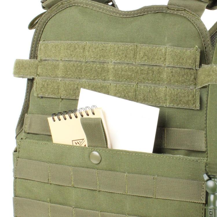 Modulární nosič plátů MOPC, zelený, Condor - Modulární nosič plátů MOPC, zelený, Condor