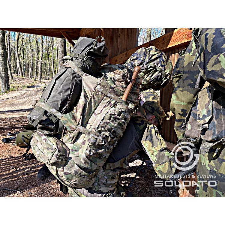 Batoh X300 Elite Ops, Warrior, 60 L