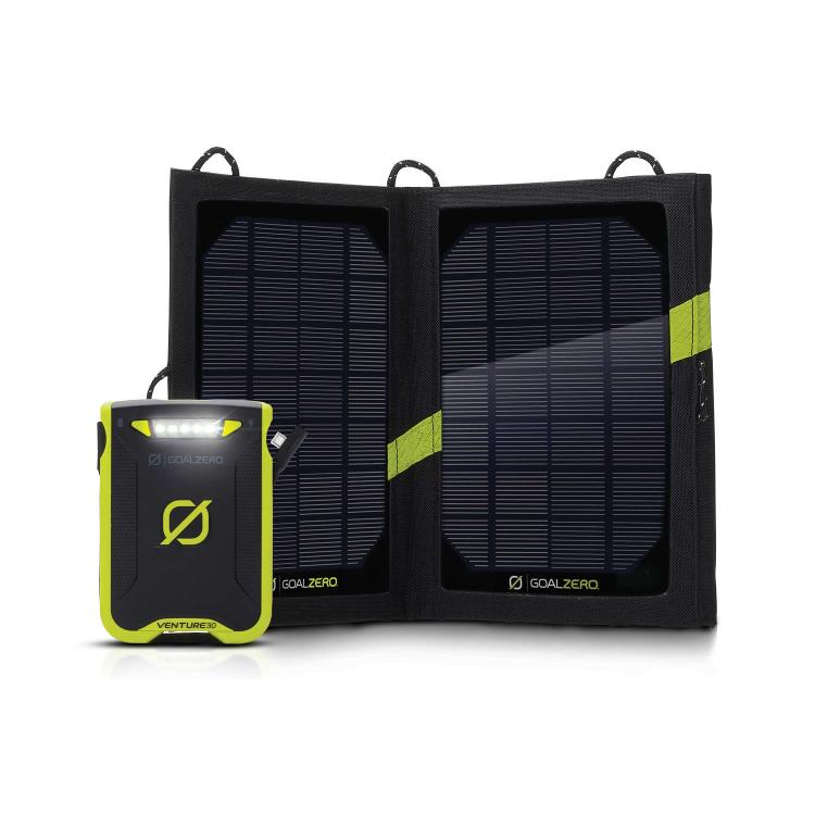 Solární sada Goal Zero Venture 30