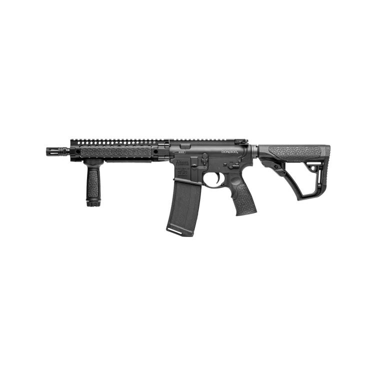 "Samonabíjecí karabina Daniel Defense M4-300SBR, 300AAC/Blackout, hlaveň 10,3"""