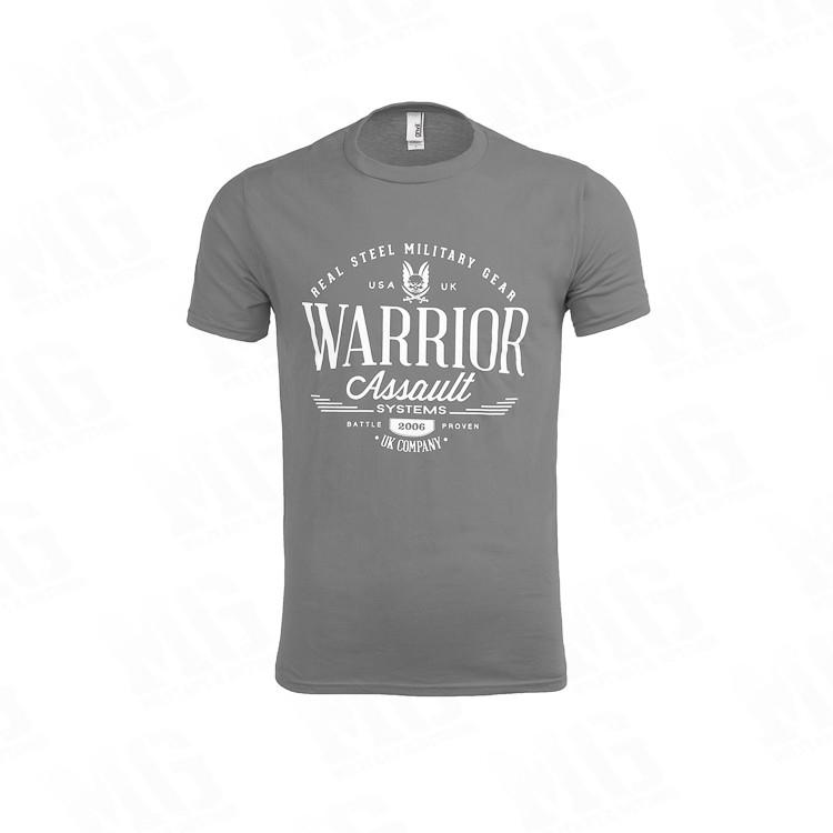 Tričko Warrior Vintage Real Steel - Tričko Warrior Vintage Real Steel