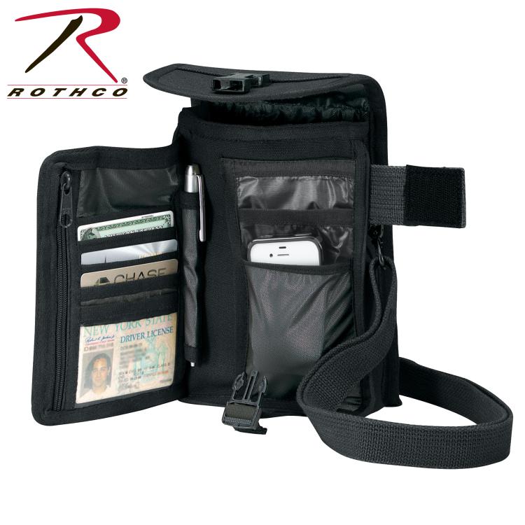 Cestovní pouzdro Canvas Travel Portfolio Bag, Rothco