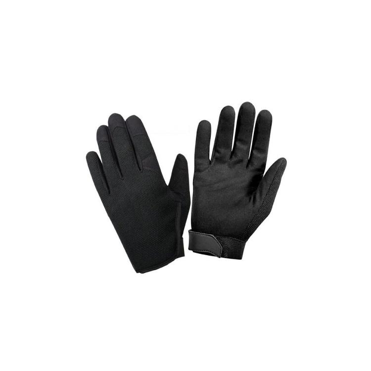 Ultralehké rukavice Spandex, černé, Rothco