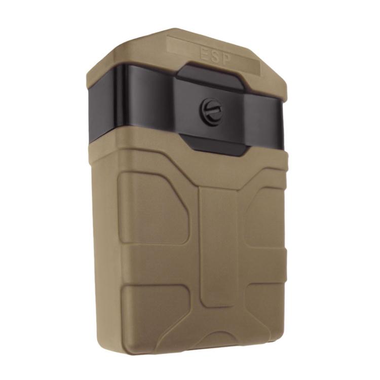 Plastové pouzdro ESP pro zásobník, klip UBC-04