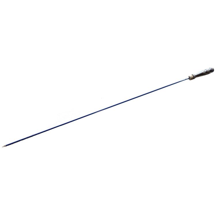 Vytěráková tyč, ocelová