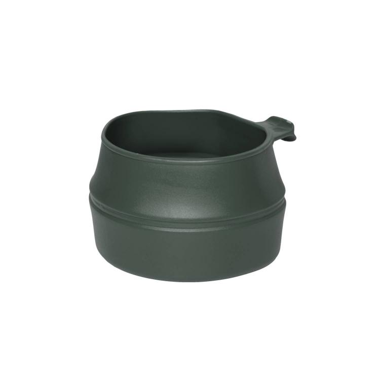 Skládací hrnek Fold-A-Cup, olivový, Helikon - Skládací hrnek Fold-A Cup, olivový, Helikon