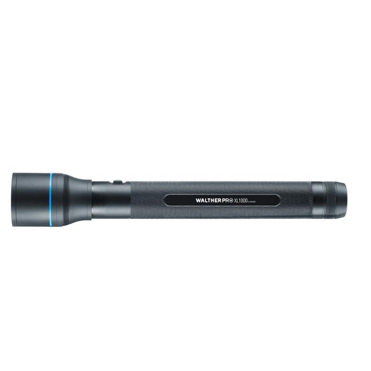 Svítilna Walther XL1000, 920/370/90 lumen, stroboskop - Svítilna Walther XL1000, 920/370/90 lumen, stroboskop