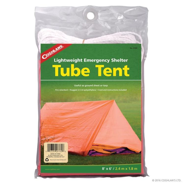 Nouzový stan Tube Tent, Coghlan's