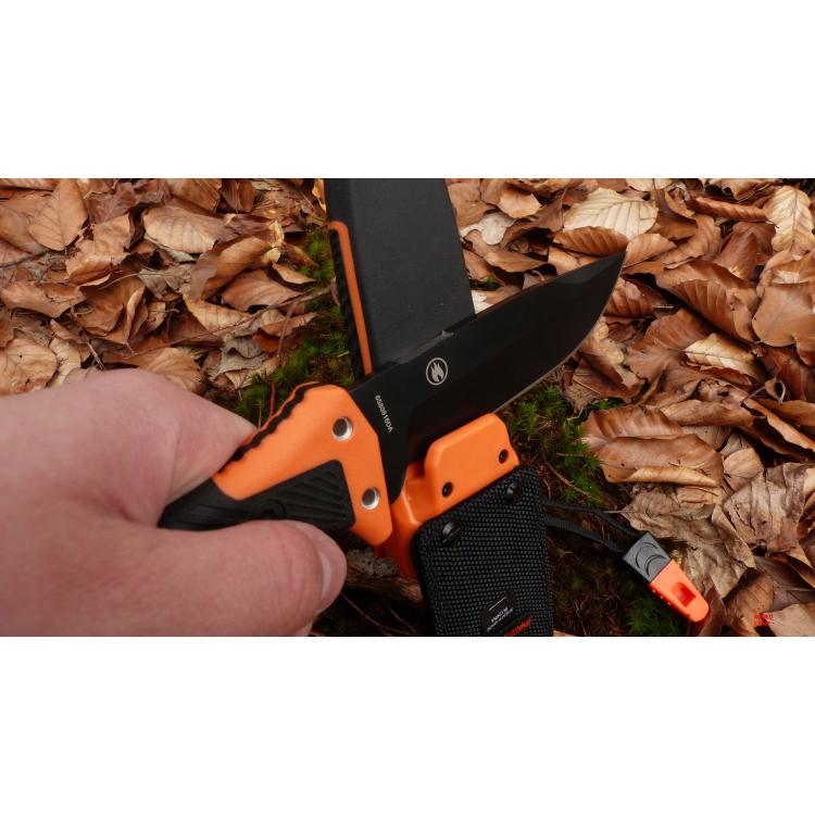 Nůž Gerber Bear Grylls Ultimate Pro, hladké ostří - Nůž Gerber Bear Grylls Ultimate Pro, hladké ostří