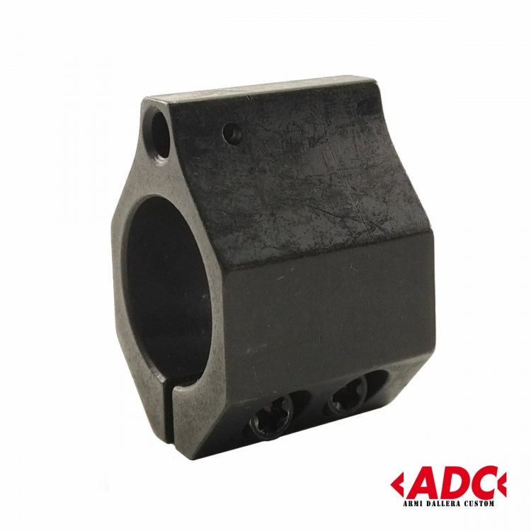 "ADC Plynový násadec (gas block), nízkoprofilový (0,75"")"