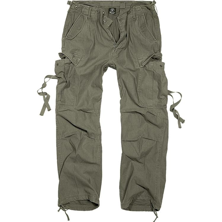 Pánské kalhoty M65 Vintage, Brandit - Kalhoty Brandit M65 Vintage