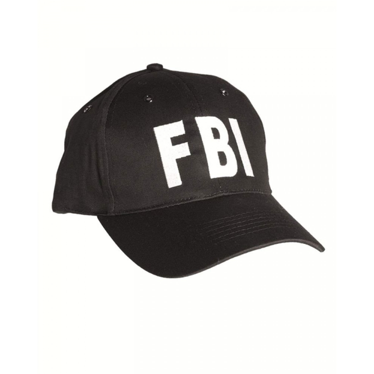 Baseball čepice FBI, Mil-Tec - Baseball čepice Mil-Tec FBI