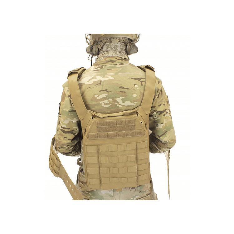 Nosič plátů Warrior Elite Ops DCS  s rychloodhozem - Nosič plátů Warrior Elite Ops DCS s rychloodhozem