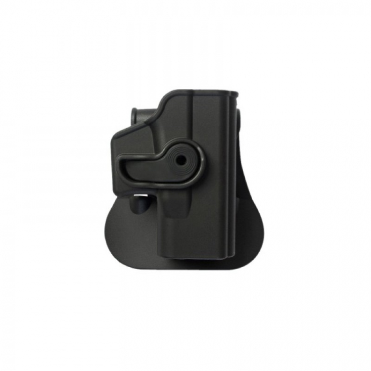 Pouzdro s pádlem pro zbraně Glock 26,27,33,36 - černé