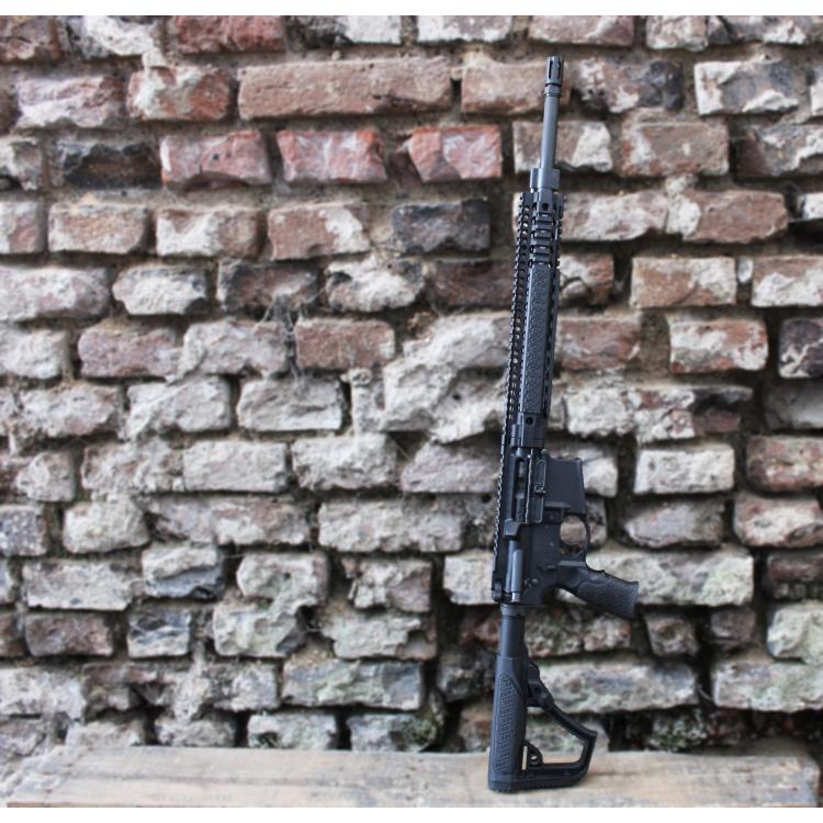 Samonabíjecí puška Daniel Defense Mk12, ráže .223 Rem
