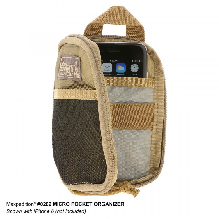 Organizér Maxpedition Micro Pocket Organizer
