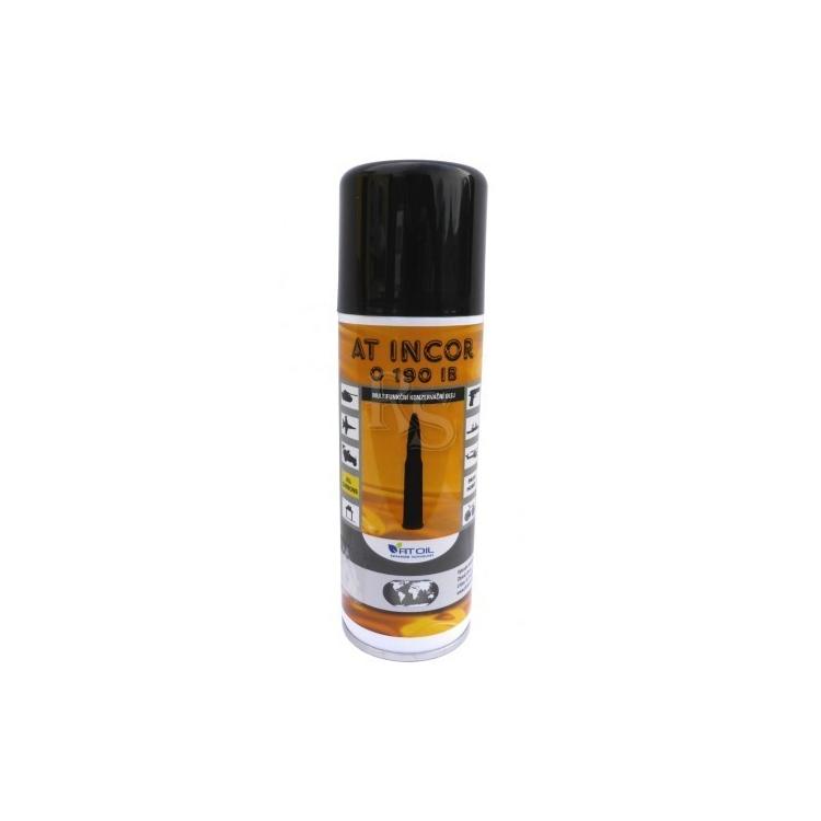 Konzervační olej AT INCOR O 190 IB, sprej, AT-Oil