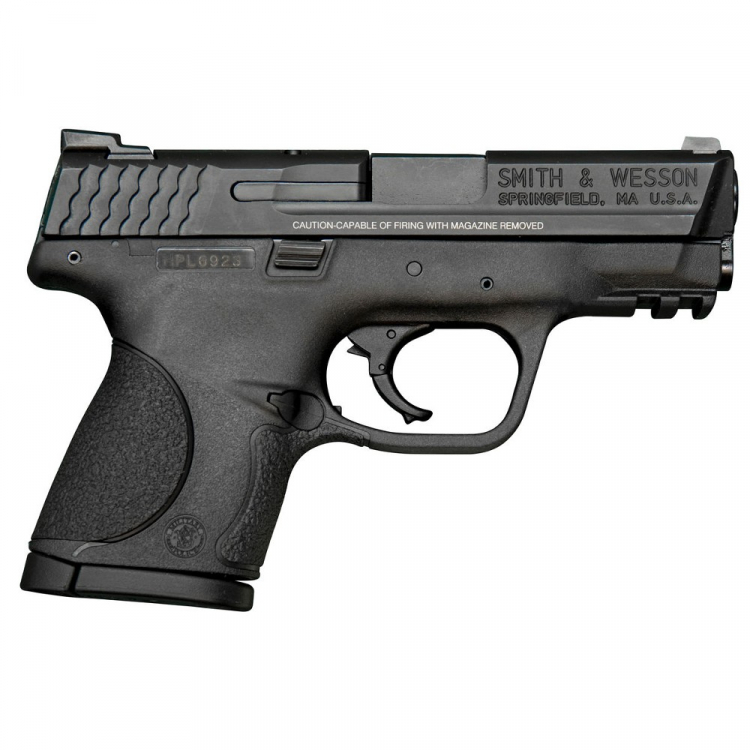 Pistole Smith & Wesson M&P9 Compact, 9mm Luger