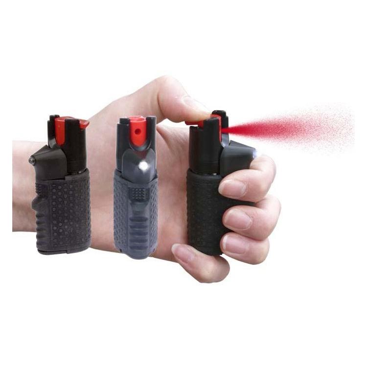 Pepřový sprej Hurricane Flashlight, střela, ESP - Pepřový sprej Hurricane Flashlight, střela, ESP