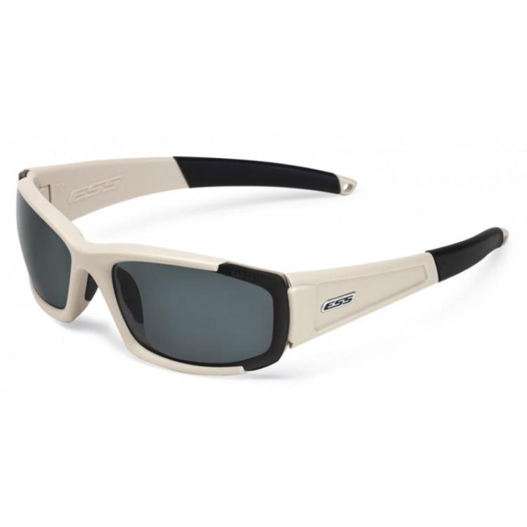 Sluneční brýle ESS CDI, pískovo-hnědé, 2 skla