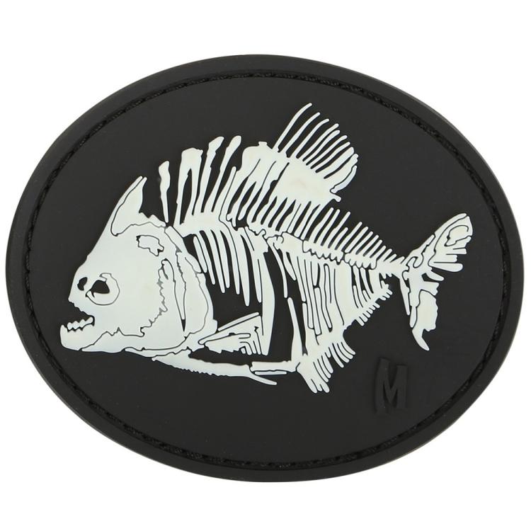 Nášivka Piranha Bones, Maxpedition