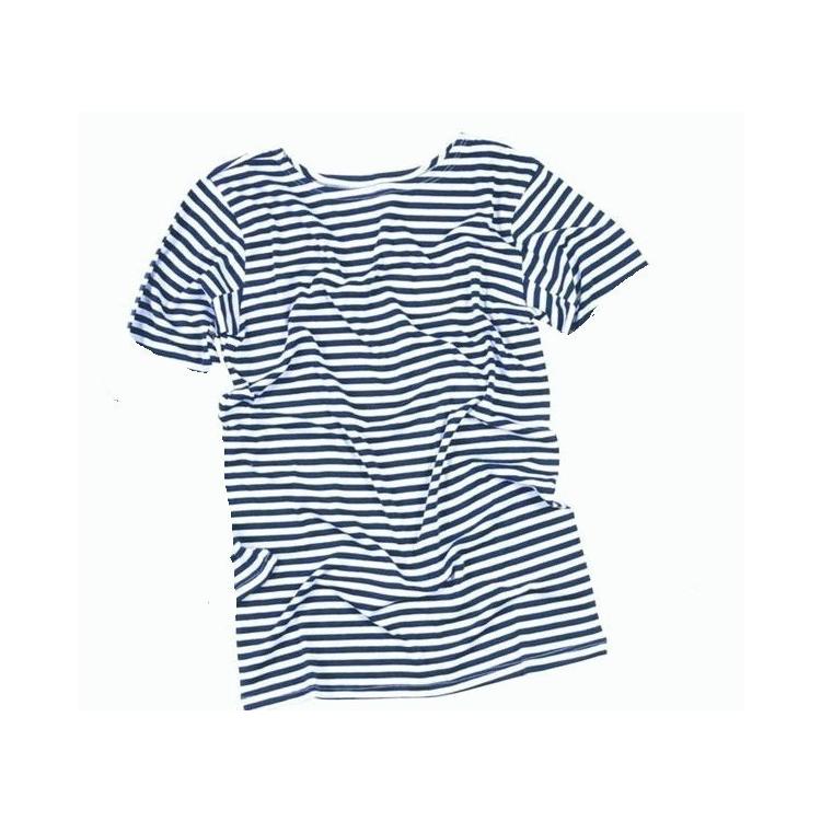 Ruské námořnické tričko, originál, krátký rukáv - Ruské námořnické tričko, originál, krátký rukáv